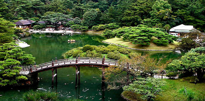 Idee kleine japanse tuinen : Japanse tuinen