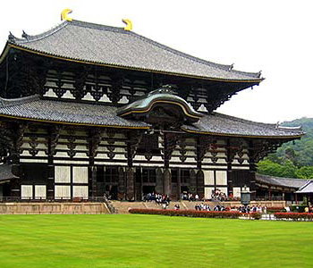 Nara Japan in de lente