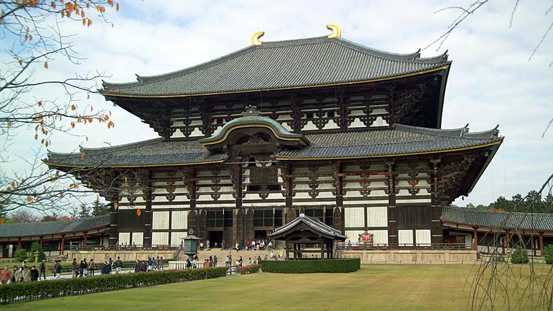 Nara Todoi Ji Tempel