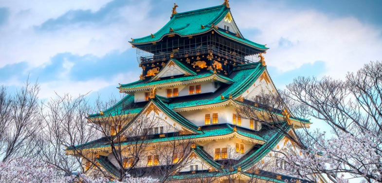 Osaka kasteel Nishinomaru