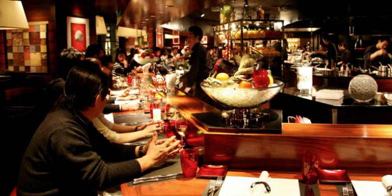 restaurant in tokyo