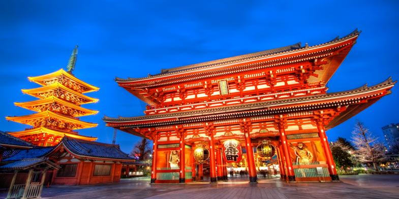 Senso Ji tempel
