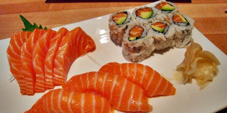 sushi shashimi restaurant