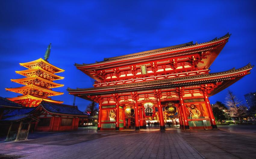 Tokyo.nl reisinformatie over Tokyo