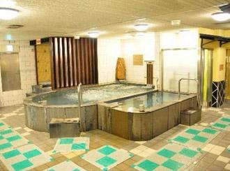 Capsule hotel en Sauna Ikebukuro Plaza