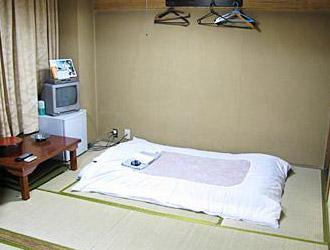Hostel Komatsu bij Ueno Station