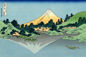 mount Fuji kunst