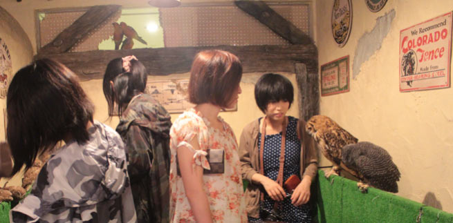 uilencafe Tokyo