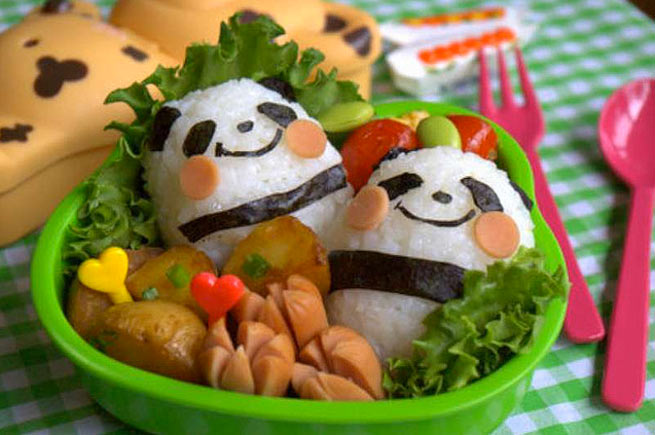 bento lunchpakket