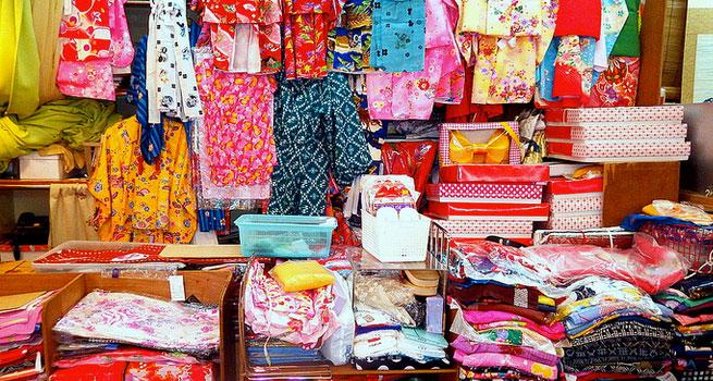 Meer Westerse kleding in Tokyo