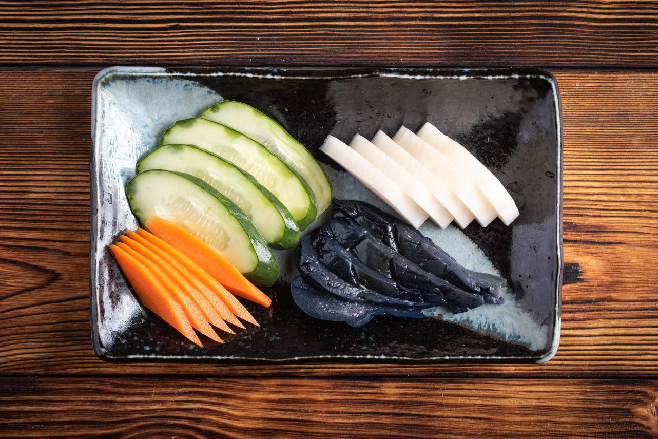 Tsukemono (gepekelde groenten)