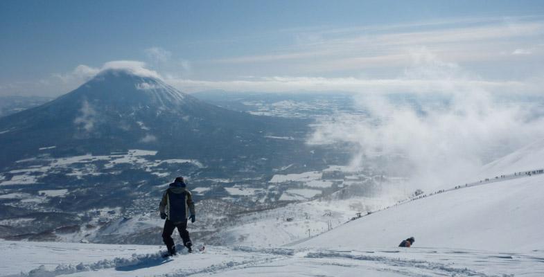 skigebied Niseko Japan