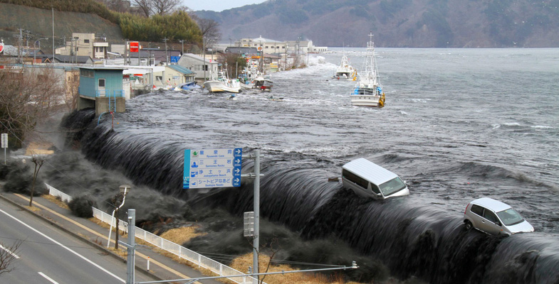 essays on tsunami in japan 2011 It was caused by the pacific plate and the okhotsk plate the pacific plate has always been moving under the okhotsk plate at a speed of 8 9cm a year, building up.