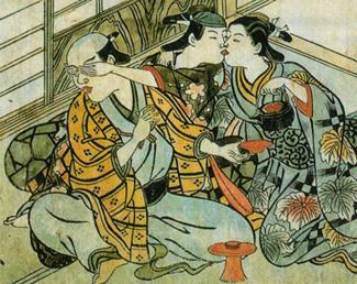 Gay scene geschiedenis Japan