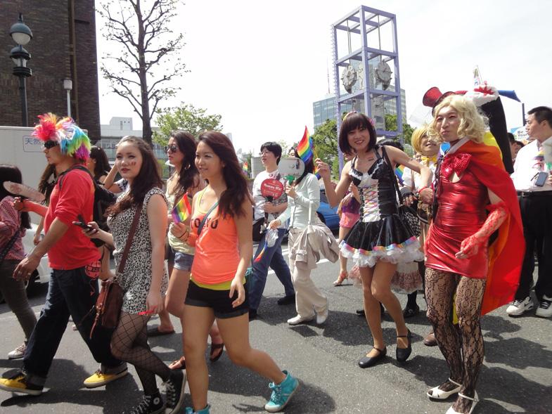 Rainbow Pride Tokyo