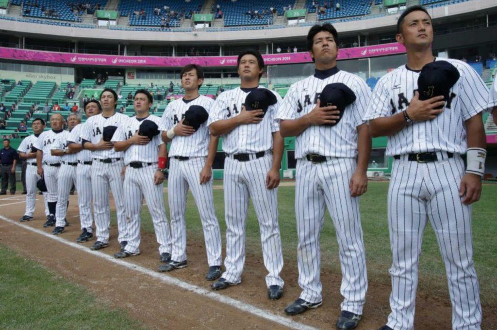 Honkbal in Japan