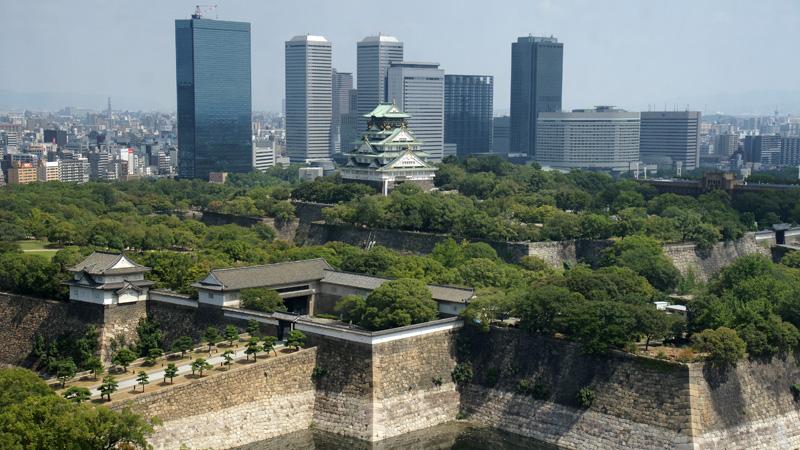 Verstiging Osaka