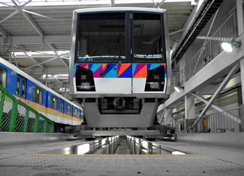 Metrolijn Kanazawa