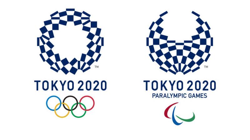Logo Olympische Spelen Tokyo 2020