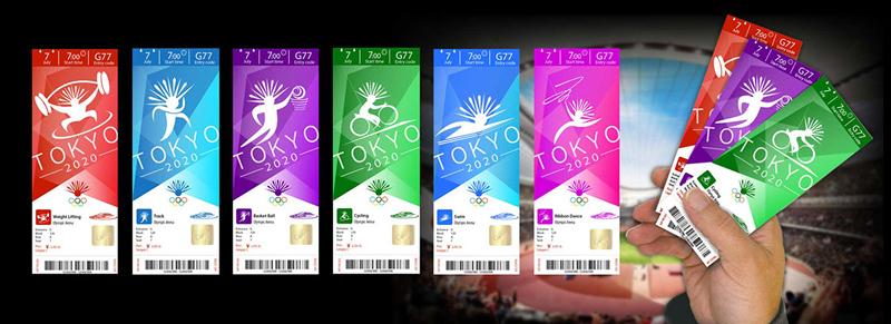 Tickets Olympische Spelen Tokyo
