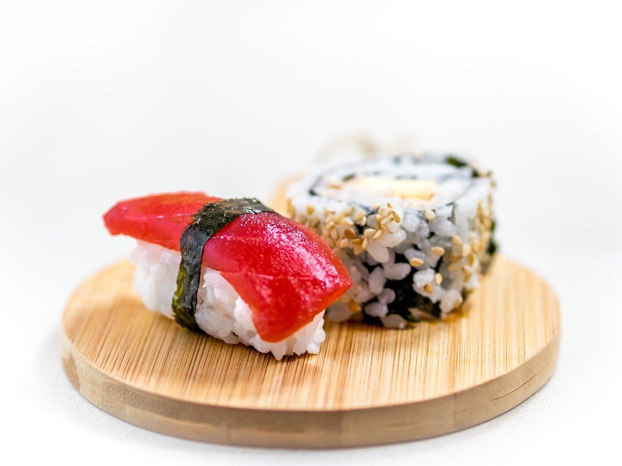 Type sushi