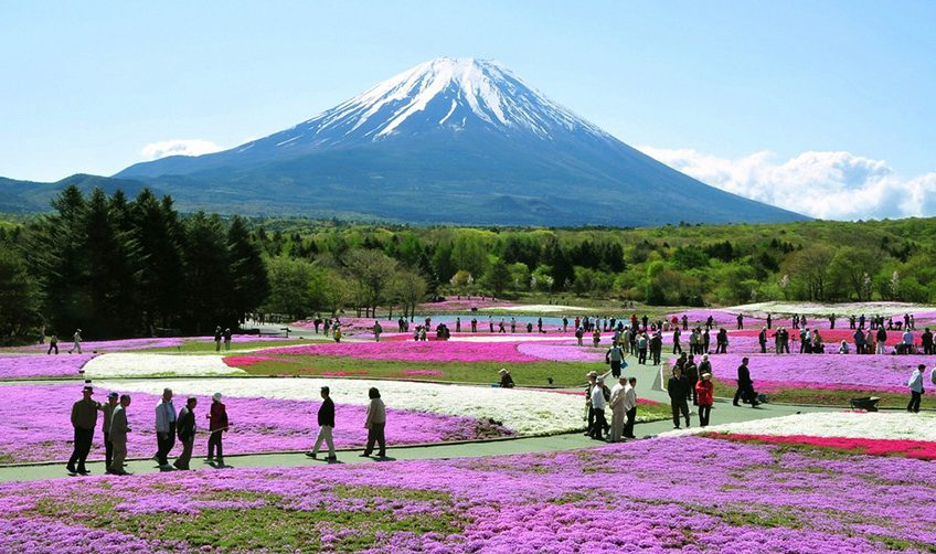 Nationale parken Japan