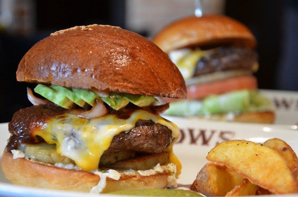 Burgers Blacows in Ebisu Tokyo