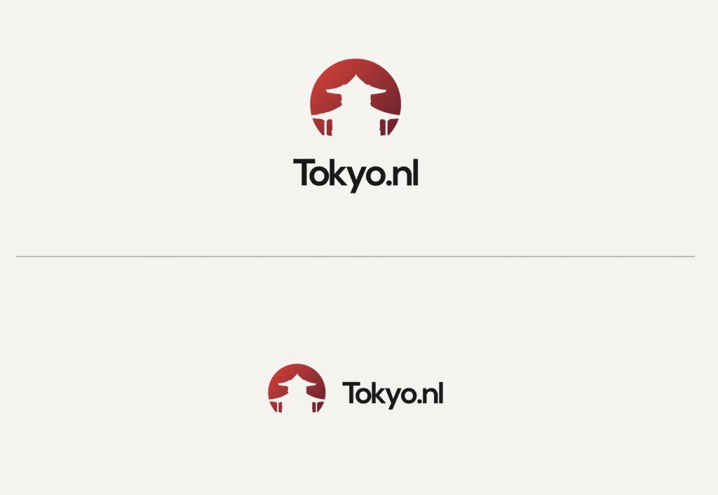 Concept logo Tokyo.nl