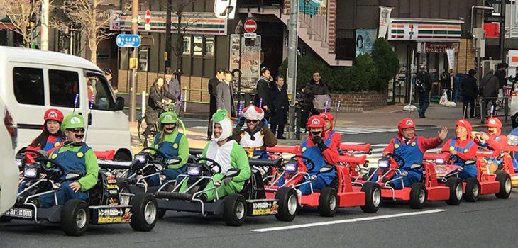 Auto huren Japan