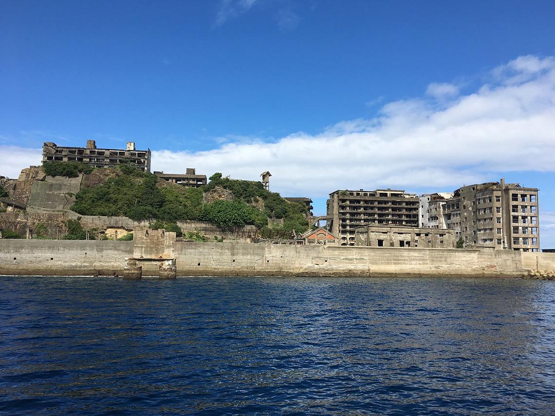 Hashima (Gunkanjima) eiland