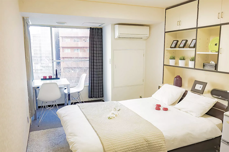 Shinjuku airbnb in Tokyo