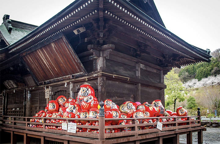 Shorinzan Darumaji tempel