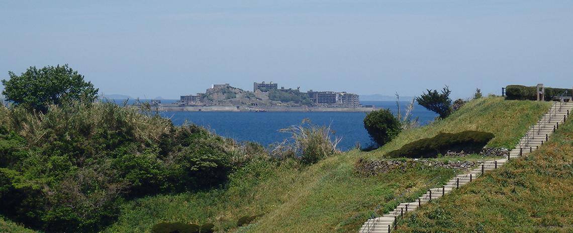 Battleship Island Hashima