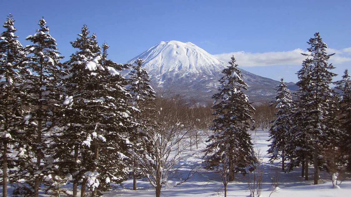Mount Yotei Hokkaido Japan