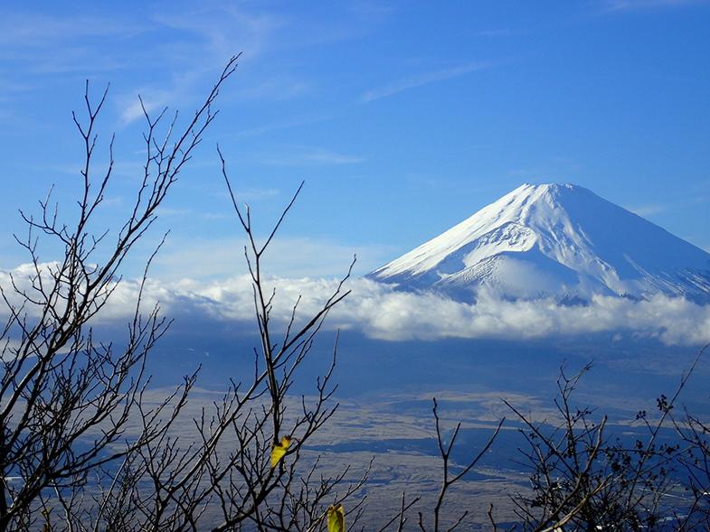 Hakone uitzicht Mount Fuji