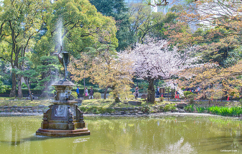 Hibiya Park Chiyoda