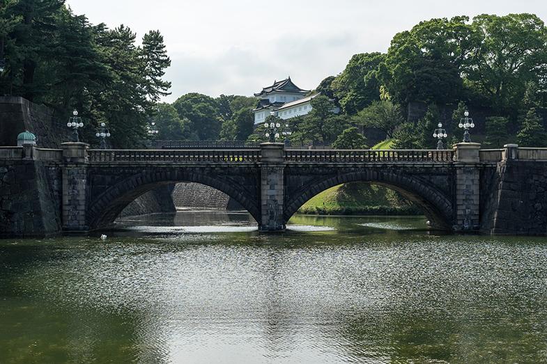 Keizerlijk Paleis Tokyo Chiyoda