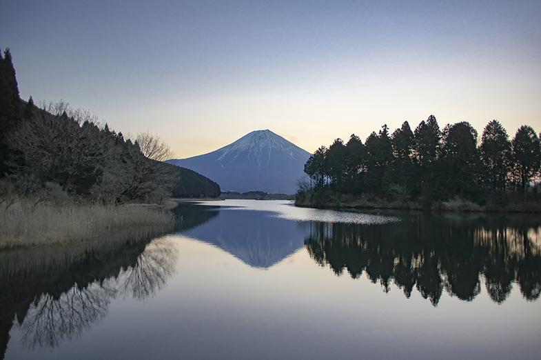 Mount Fuji wandelroute