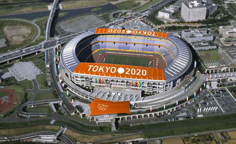 Olympische Spelen 2020 Tokyo