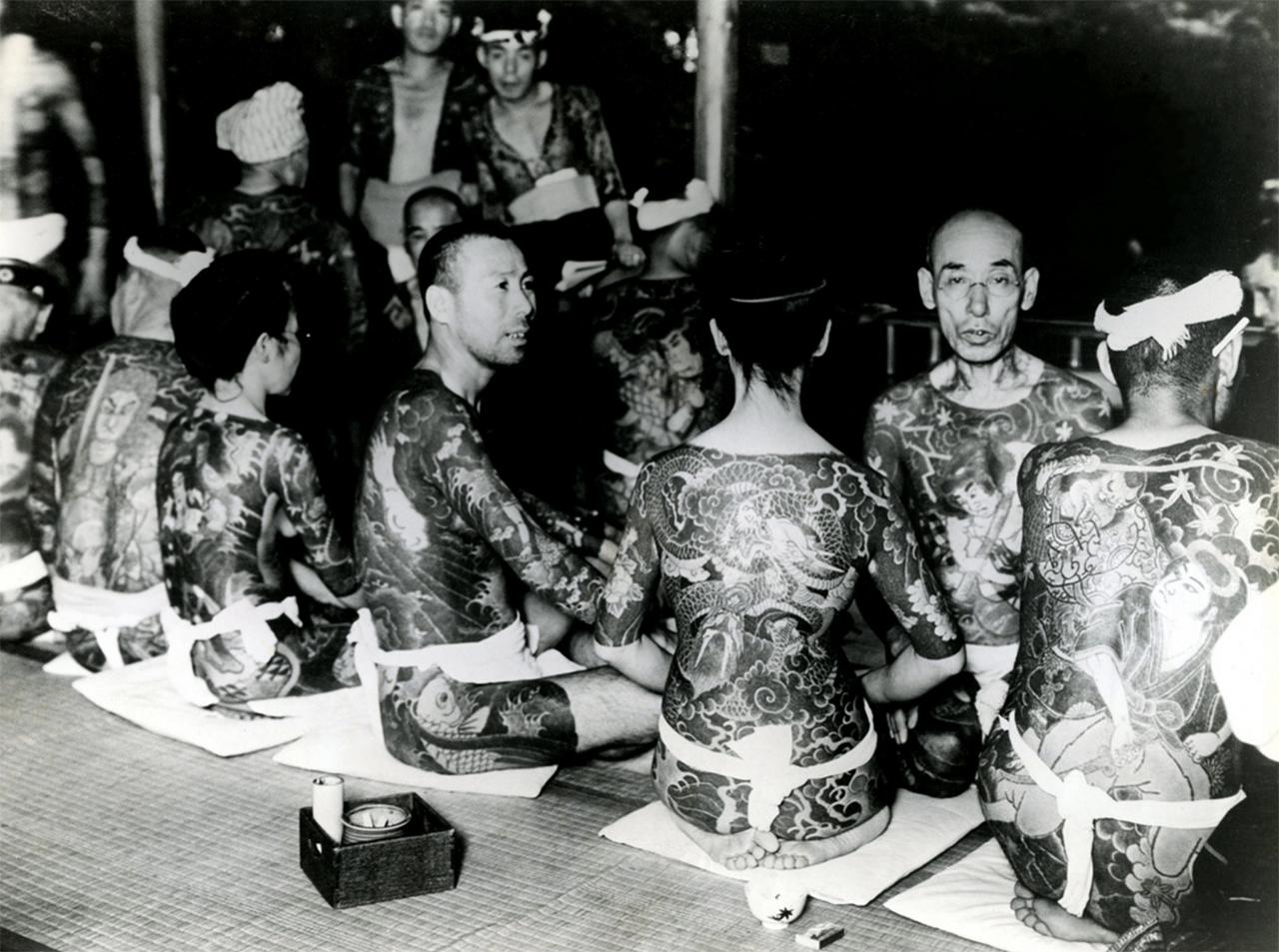 Yakuza na de tweede wereldoorlog