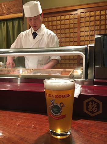 Yudanka craft beer
