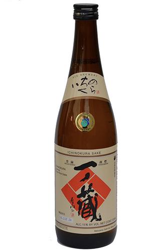 Ichinokura sake