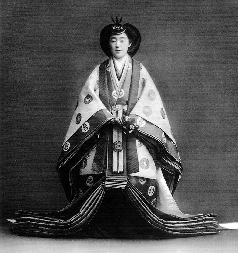 jūnihitoe kimono