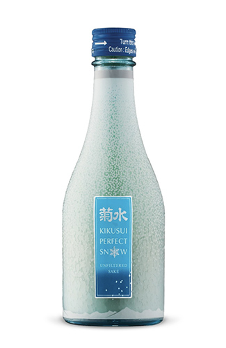 Kikusui perfect snow sake