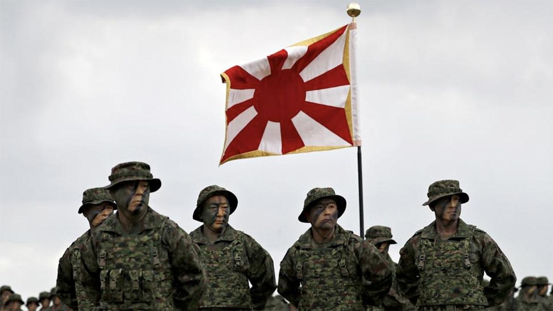 vlag van Japanse leger