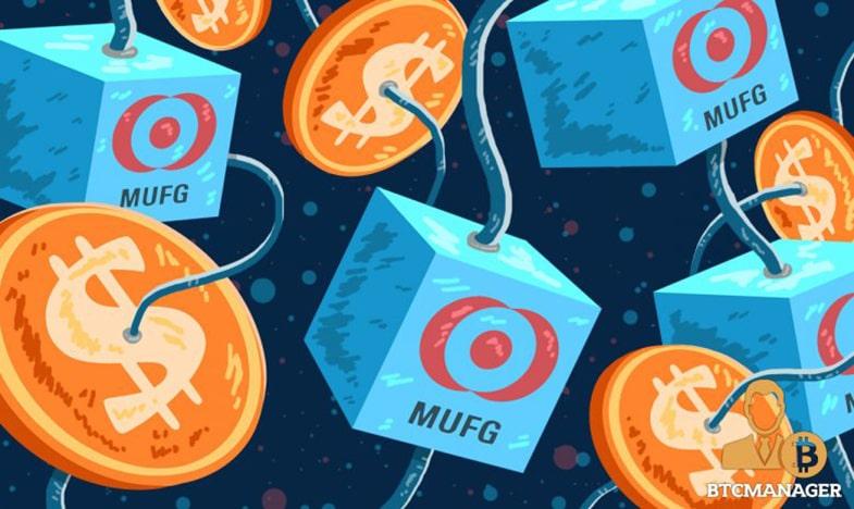 Mitsubishi UFJ Financial Group (MUFG) blockchain