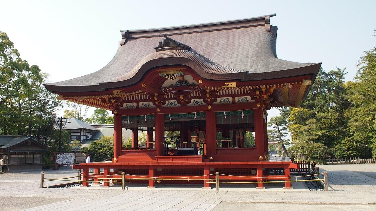 Geschiedenis van Kamakura Japan