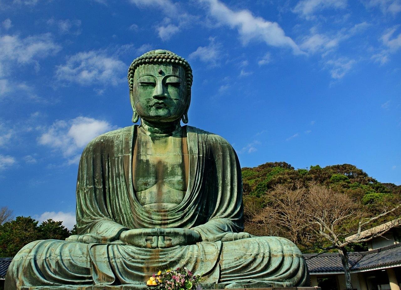 Kamakura Japan Daibutsu