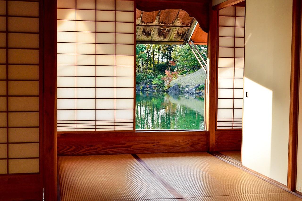 Tatami Japanse vloermat