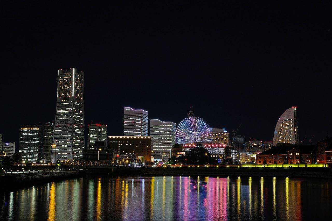 Yokohama Minato Mirai wijk